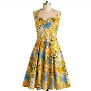 Modcloth Kitschy Kitchen Dress